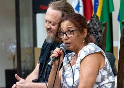Fausto Chermont e Fabiana Figueiredo